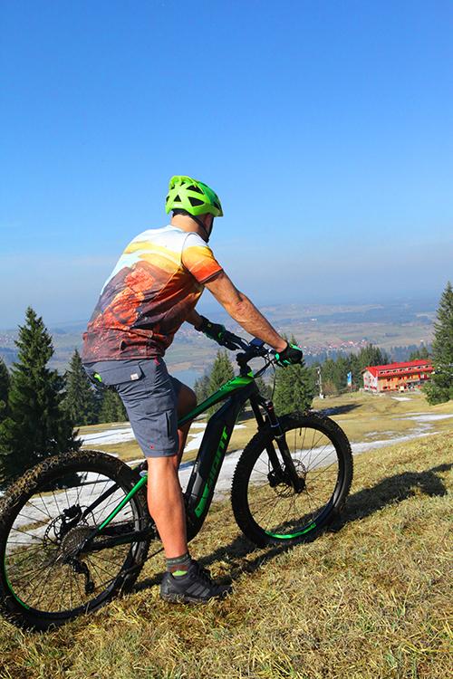 Giant Mountainbike Testcenter Buronhutte
